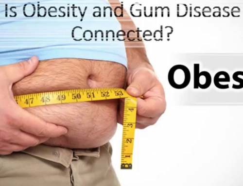 Link between obesity and gum disease